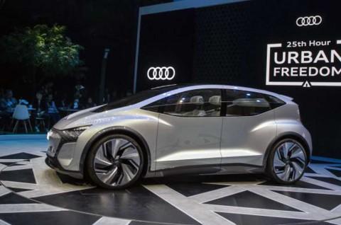 Intip Interior Mewah Audi AI:ME Concept