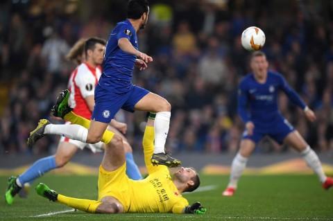 Drama Tujuh Gol, Chelsea Singkirkan Slavia Praha