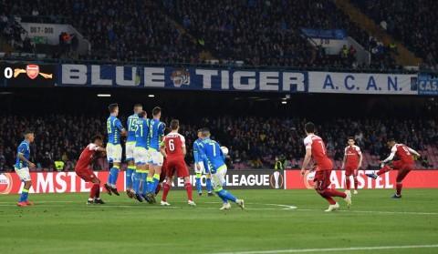 Dalang Kekalahan Napoli dari Arsenal