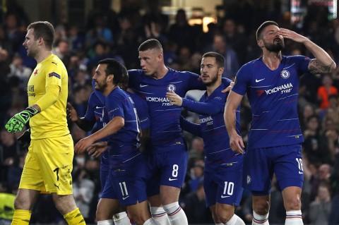 Hujan Gol Terjadi di Laga Chelsea vs Slavia Praha