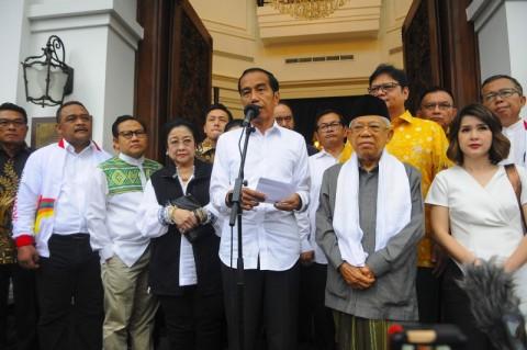 Jokowi-Ma'ruf Berjaya di Jepang