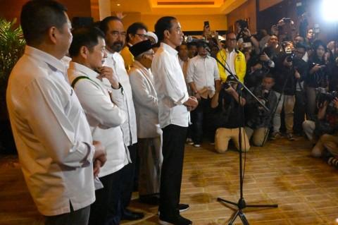 Jokowi-Ma'ruf Unggul di Sabah, Malaysia