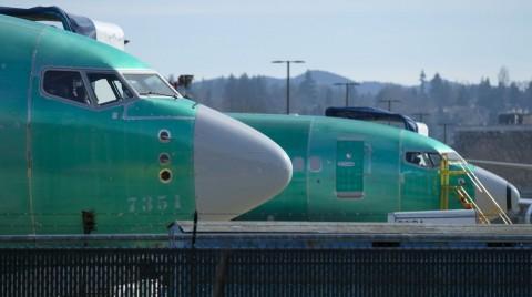 Balas AS, Uni Eropa Bidik Tarif Tambahan ke Boeing
