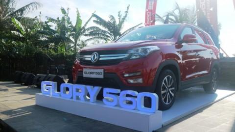 DFSK Masih Bidik Pertumbuhan SUV di Indonesia