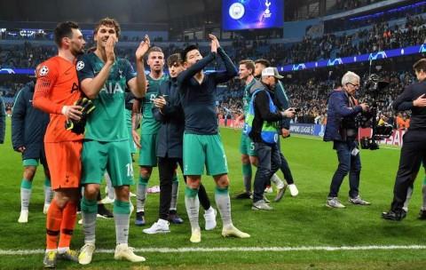 Ini Kata Berbatov Jika Tottenham Jadi Juara Liga Champions