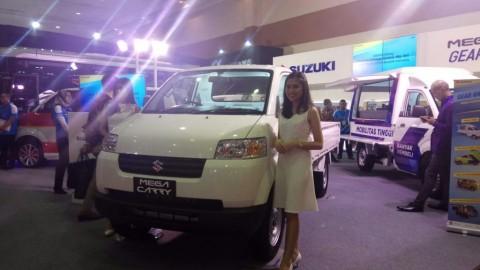 Segmen Mobil Komersil Menjanjikan, Suzuki Optimis