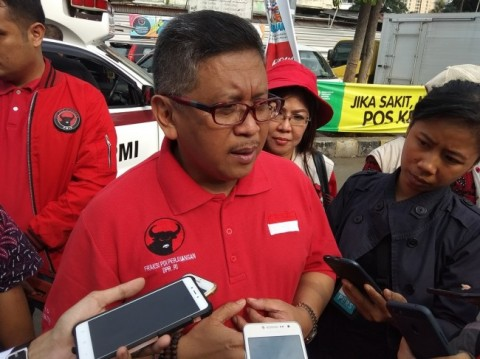 PDIP Siap Tampung Parpol Koalisi Prabowo