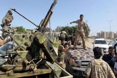 Krisis Libya, Trump Hubungi Jenderal Pemberontak