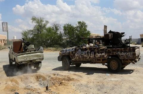 WHO: 205 Tewas dan 913 Terluka dalam Krisis Terbaru Libya