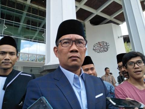 Ridwan Kamil Minta Kepala Daerah Jaga Ketenangan Pascapemilu