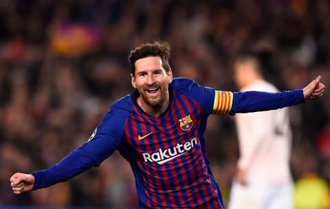 Valverde soal Rekor Gol Messi