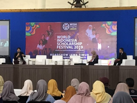 World Indonesia Scholarship Festival Digelar di Surabaya