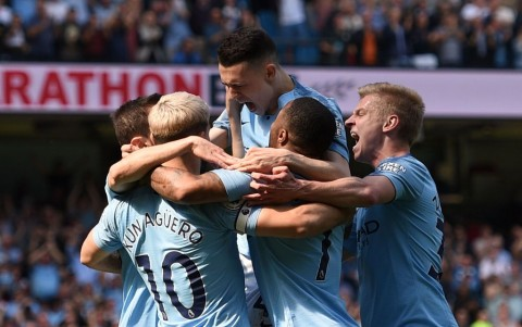 Gol Cepat Foden Bawa City Ungguli Tottenham
