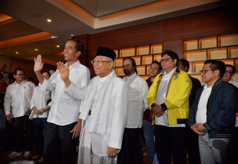 Indikator: Jokowi Unggul 54 Persen