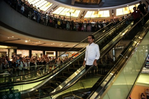 Jokowi Harus Melanjutkan Kerja