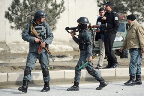 Tujuh Orang Tewas dalam Serangan di Kementerian Kabul