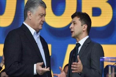 Pilpres Ukraina Putaran Kedua: Pengusaha atau Komedian?
