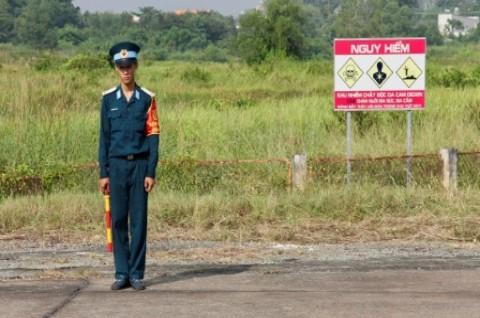 AS Mulai Operasi Pembersihan Situs Perang Vietnam