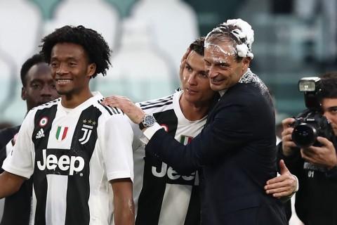 Juventus Tunjukkan Perkembangan Signifikan
