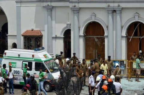 Korban Ledakan Sri Lanka Bertambah: 20 Tewas, 280 Terluka