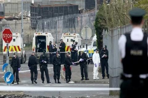 Dua Remaja Ditangkap Terkait Pembunuhan Jurnalis Irlandia