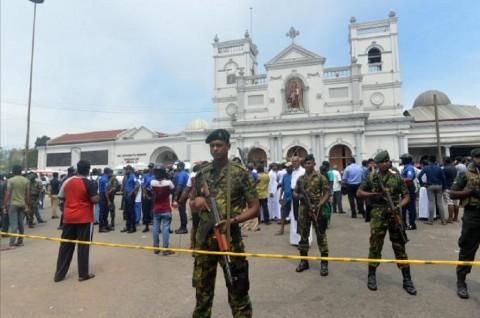 Tidak Ada Laporan WNI Jadi Korban Ledakan Sri Lanka
