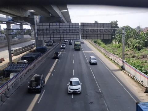 78 Ribu Kendaraan Diperkirakan Melintas Tol Japek