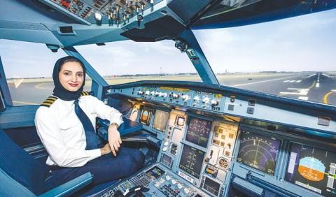 Perempuan Harus Terlibat dalam Industri Penerbangan