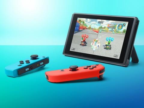 Switch Tembus Tiongkok, Saham Nintendo Naik