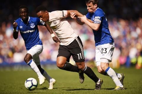 Manchester United Remuk di Kandang Everton