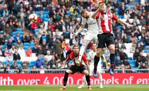 Real Madrid Telat Panas Bantai Bilbao