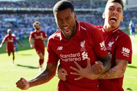 Cardiff Gagal Halangi Liverpool kembali ke Puncak