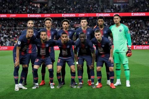 Bungkam Monaco, PSG Segel Juara Liga Prancis