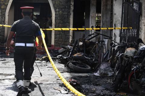 Para Pemimpin Dunia Kutuk Serangan Teroris di Sri Lanka