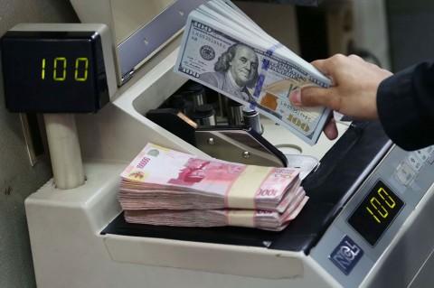 Rupiah Diperdagangkan Rp14.045/USD