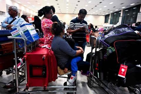 Bom Pipa Ditemukan di Bandara Sri Lanka