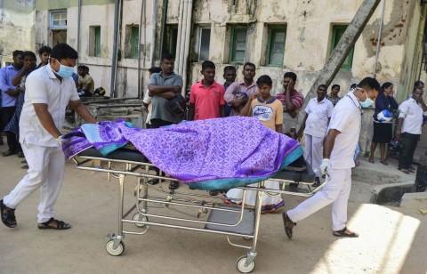 Pelaku Bom Sri Lanka Menyamar Jadi Tamu Hotel