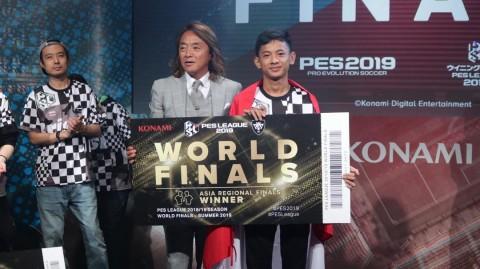 Indonesia Borong Juara PES Asia Finals 2019