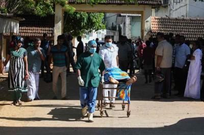 Korban Tewas Bom Sri Lanka Hampir 300 Jiwa