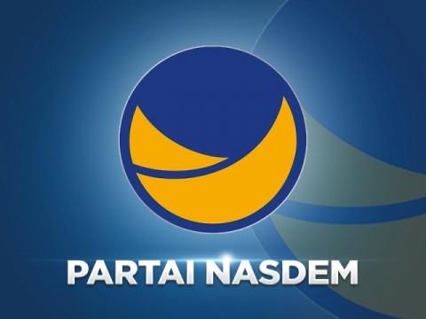 Situng KPU: NasDem Konsisten di Empat Besar