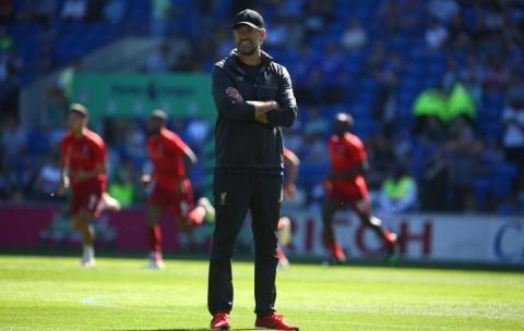 Klopp Nantikan Hasil Derby Manchester