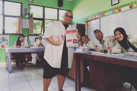 Saykoji dan Lalahuta Ramaikan Acara Syukuran Pendukung Jokowi-Amin