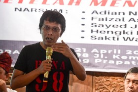 Aktivis 98: Tak Ada Alasan Melakukan <i>People Power</i>