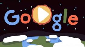 Google Rayakan Hari Bumi via Doodle
