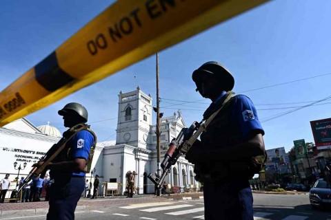 Polisi Sri Lanka Sudah Tangkap 24 Orang Terkait Bom