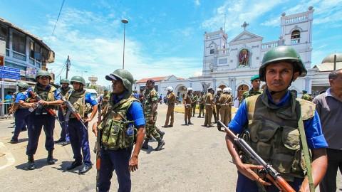 Sri Lanka Blokir Facebook Setelah Serangkaian Pengeboman