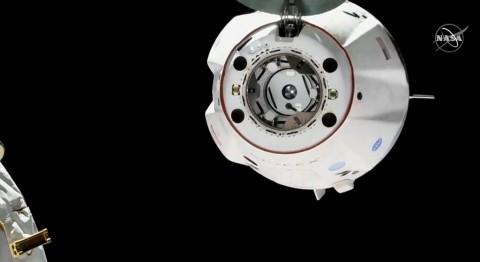 Crew Dragon dari SpaceX Bermasalah