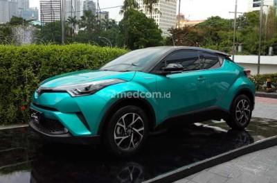All New Toyota C-HR Hybrid Ramaikan Segmen Mobil Ramah Lingkungan
