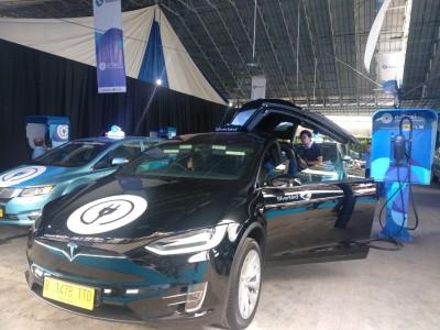 Bluebird Rogoh Rp40 Miliar untuk Hadirkan Taksi Listrik