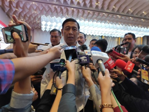 Wiranto: Dugaan Kecurangan Harus Diselesaikan Secara Hukum
